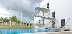 Natatorio / Fuster + Partners Architects