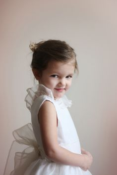 Little Eglantine ~ French Haute Couture for Bridesmaids, Flowergirls and Pageboys
