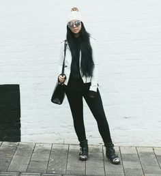 Winter wear from jenloumeredith.com #ootd #fbloggers #fashion #outfit