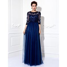 I would feel like a queen walking into a room wearing this gown.  So pretty <3