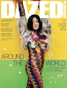Dazed & Confused | March 2008 | Around The World