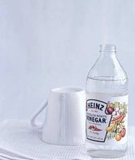 10 Smart New Uses for Vinegar- remove coffee  food stains, treat oily hair  8 other mind-blowing uses for vinegar.