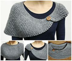 With this pattern you can learn how to crochet a gorgeous shawl with ease!