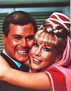 I Dream of Jeannie. I wanted to be her sooo bad! Loved it when she played her evil twin...