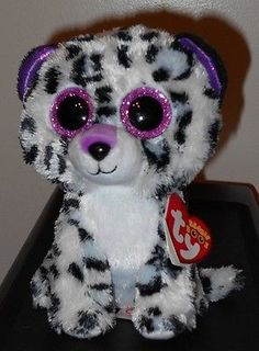 Ty Beanie Boos - Violet The 6