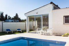 Casa de campo con piscina en Conil