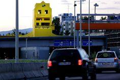 Bindermichl: Erinnerungen an die Kulturhauptstadt 2009. Mehr zum Bindermichl hier: http://www.nachrichten.at/oberoesterreich/linz/Ein-Wohnviertel-zwischen-gruener-Lunge-und-der-Autobahn;art66,1333234 (Bild: Weihbold)