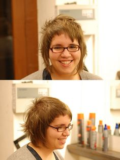 happy customer with new haircut | Flickr - Photo Sharing!