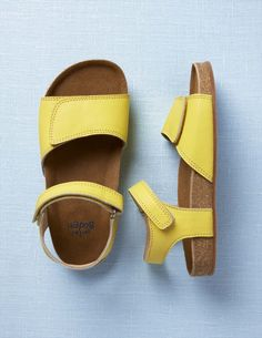 #boden Leather Sandals, Now I know these are mini Boden but I have several mini boden shoes and they are fab! I will wear these on the beach!