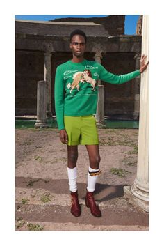 Gucci Men's Resort 2018 Collection