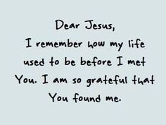 Amen. Saved by faith in Jesus Christ the Son of God. Christianity