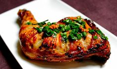 Poulet Grillé à la Vietnamienne. La recette Poulet Grillé à la Vietnamienne par Le Yin.
