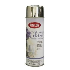 looking glass spray for the antiqued mirror look