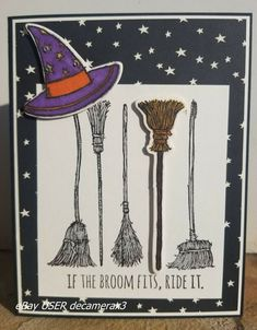 Card Kit, Halloween Cards, Happy Birthday Cards, Baby Cards, Greeting Cards Handmade, Craft Stores, Stampin Up, Handmade Items, Etsy Shop