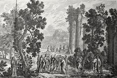 Phillip Medhurst presents Bowyer Bible print 3683 The gospel revealed to the simple Matthew 11:25-26 Perelle on Flickr. A print from the Bowyer Bible, a grangerised copy of Macklin's Bible in Bolton Museum and Archives, England.