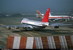 Photo of N621US Boeing 747-135 by Brian T Richards