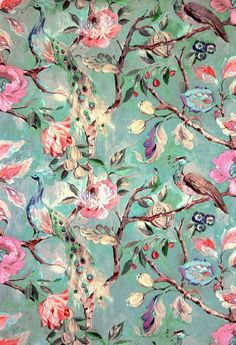 Beautiful floral. Want this as wallpaper