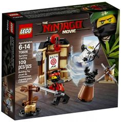 LEGO Ninjago 70606 : Spinjitzu Training