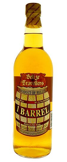 One Barrel Rum From Belize 750ml $13.99