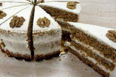 Desať luxusných zákuskov a koláčov - Žena SME Dessert Recipes, Desserts, Nutella, Tiramisu, Food And Drink, Sweets, Baking, Ethnic Recipes, Cakes