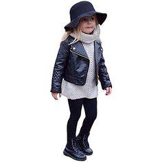 f4138a678f9e8 Cappotto Elegante Bambina Giubbotto Bambina Giacca Cappotto Autunno Giacca  A Vento Autunno Inverno Ragazza Ragazzo Bambino
