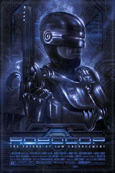 Robocop by Casey Callender *