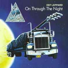 "The 1980 second release, On Through The Night, had it's first big single ""Bringing in the heartbreak""."