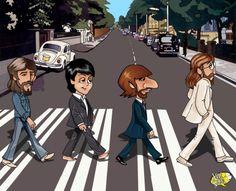 Beatles fan art