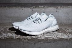 adidas Uncages the All-White Ultra Boost