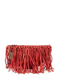 Hayden Clutch from House of Harlow 1960 Accessories on Gilt