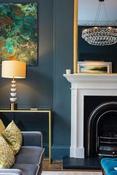 - New Ideas Townhouse Interior, Georgian Townhouse, Georgian Homes, London Townhouse, Craftsman Interior, Modern Interior, Home Interior Design, Craftsman Houses, Georgian Fireplaces