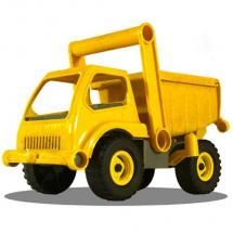 Recycled plastic dumper truck from eco manufacturer Sprig!