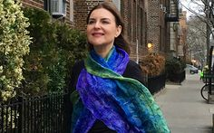 Scarf: Kate Ramsey.