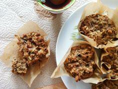 Gluten-Free & Dairy-Free Zucchini Muffins