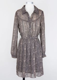 Pinkyott Madison Shirt Dress from Merch