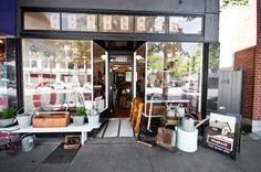 Stepback Antique Store Storefront
