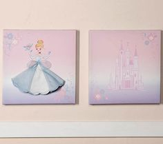 The Disney Princess Nursery ~ Bedding & Decor To Transform Your Baby's Nursery | Disney Baby