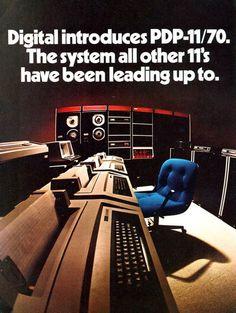 PDP-11. 1974