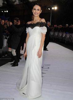 Olga Kurylenko at the London premiere of Oblivion.