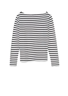 Kate Top - White Stripe - T-Shirts & Tops - Shop Woman - Hope STHLM