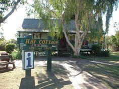Dayboro - Historic Hay Cottage & Information Centre