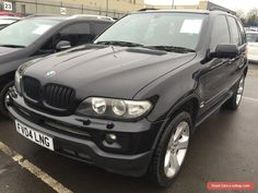 "04 BMW X5 3.0 D SPORT LEATHER 19"" ALLOYS WIDE SCREEN SAT NAV 8 SERVICES V.NIC #bmw #x5 #forsale #unitedkingdom"