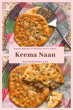 A delicious and simple Keema Naan recipe for that classic retaurant flavour you're looking for. Keema Recipes, Halal Recipes, Curry Recipes, Indian Food Recipes, Asian Recipes, Cooking Recipes, Healthy Recipes, Iftar Recipes Pakistani, Pakistani Dishes