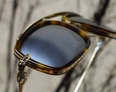 f2ac984cb904 Chrome Hearts  P. Donner featuring butterscotch tortoise coloured zyl and  .925 sterling silver