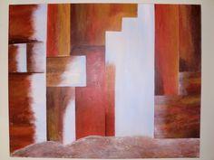 Pintura em tela, acrílico. Painting, Canvas Art, Fabrics, Art, Painting Art, Paintings, Paint, Draw