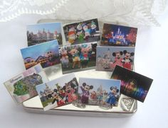 dollhouse  mouse postcards x 10 by Rainbowminiatures on Etsy