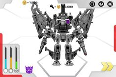 Construct Bots - A mobile and online app which allows people to build a robot.