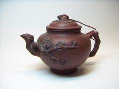 Chinese clay teapot - Yixing