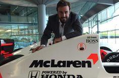El palmarés de Alonso para su nuevo equipo: McLaren
