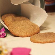Κέικ χωρίς αλεύρι και χωρίς ψήσιμο! Μπισκότα με 3 υλικά - Missbloom.gr